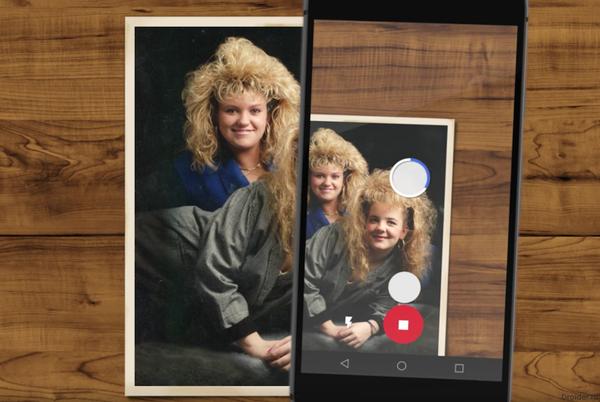 бесплатное приложение PhotoScan, которым оцифровать бумажную фотографию легче легкого.