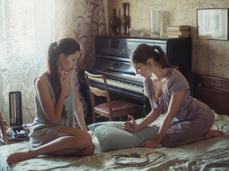 эротика от Дэвида Дубнитского