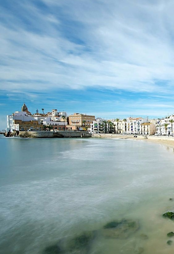 Around 40 minutes outside of Barcelona, Sitges is something of a hidden gem in Spain that should