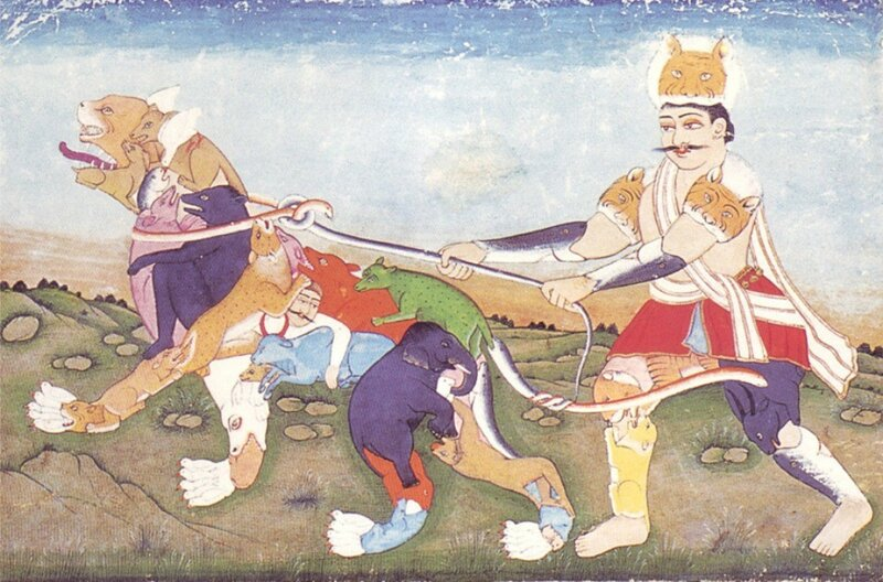 +02-Composite-man-and-tiger--late-Mughal--Shah-Alam-period--late-18th-cent_900.jpg