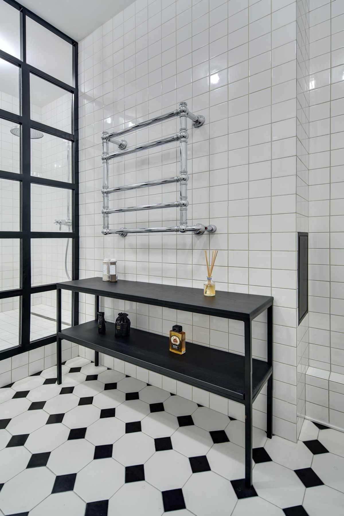 U Concept, дизайн квартиры для девушки, оформление квартиры для девушки, дизайн интерьера Киев, паркет в квартире, зеленые стены фото