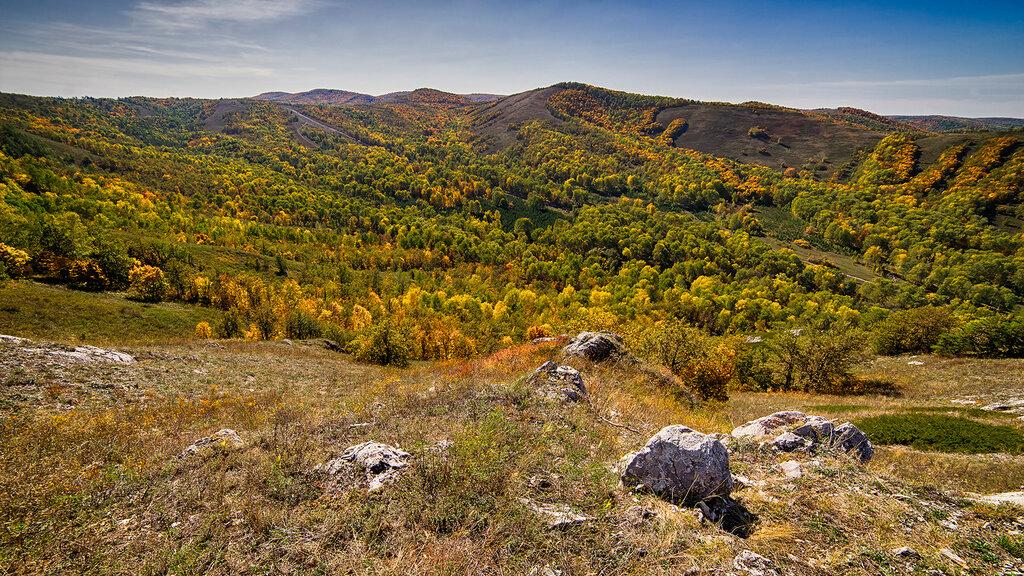Мурадымовские горы