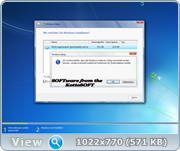 Windows 7 x86-x64 11 in 1 KottoSOFT (Многоязычная)