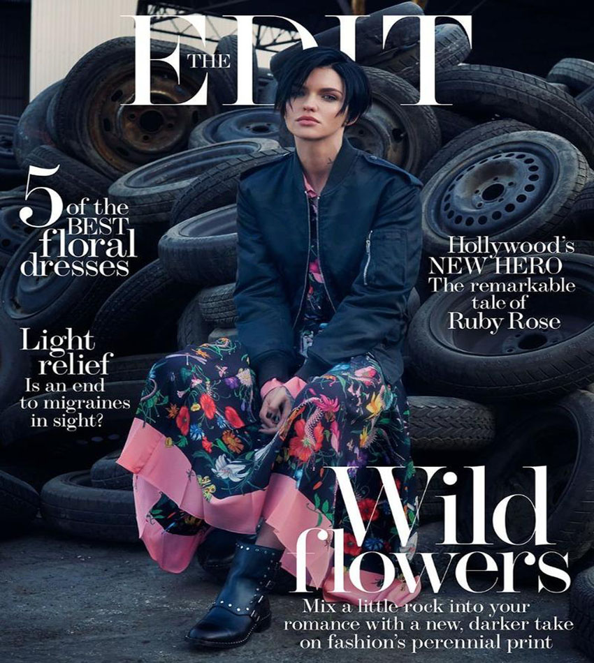 Ruby Rose - The Edit (January 19 2017)