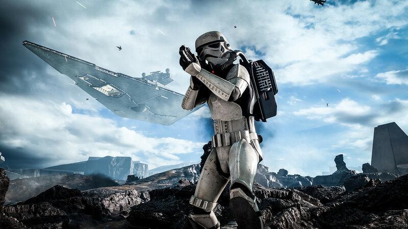 Star Wars Battlefront скоро появится в EA Access