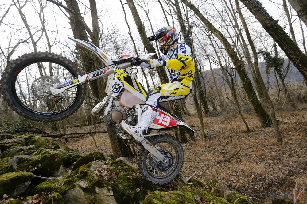 Команда Husqvarna Factory Racing Enduro 2017