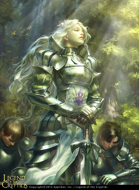 Incredible Concept Art by Tatiana Kirgetova