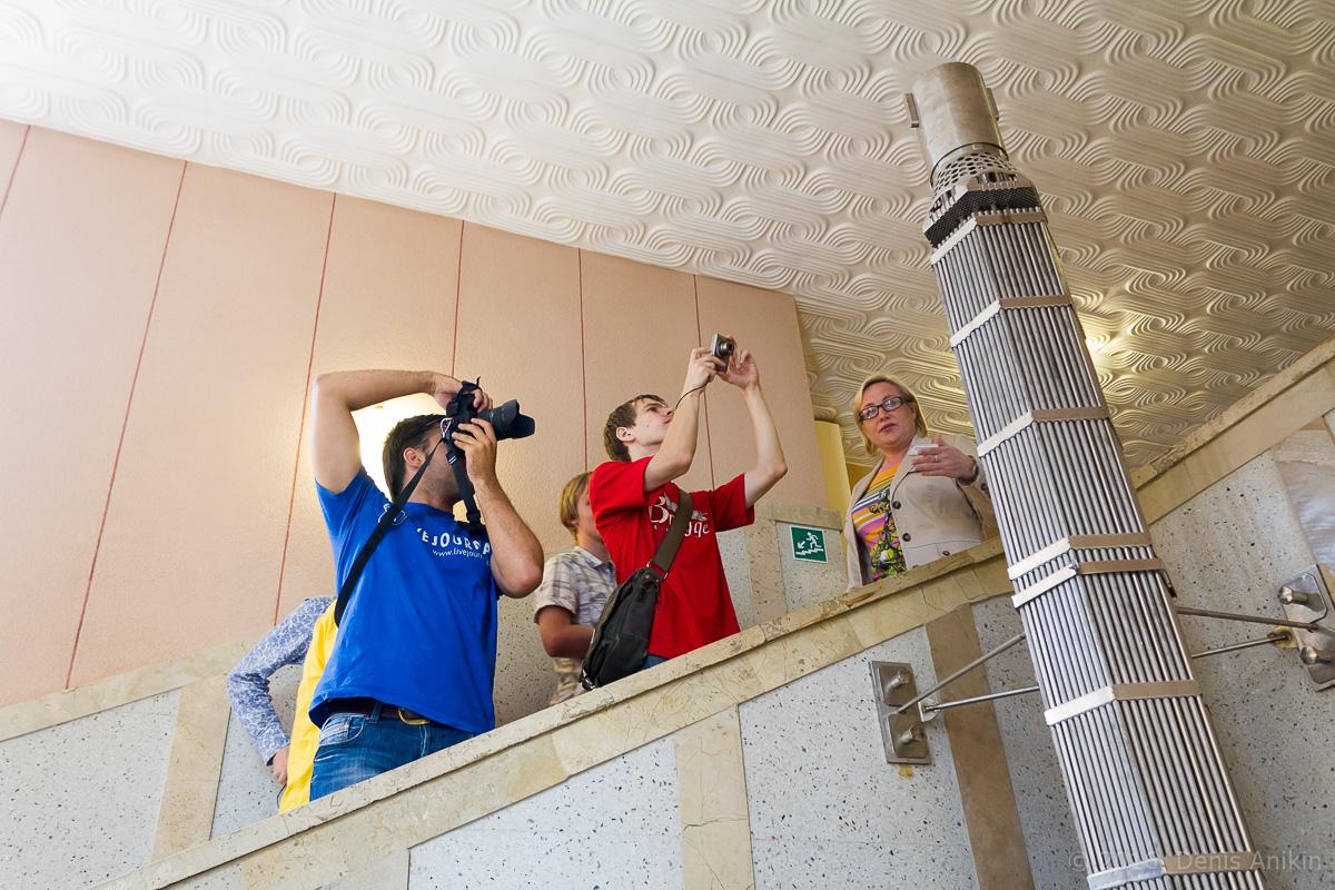 Информационный центр Балаковской АЭС фото 25