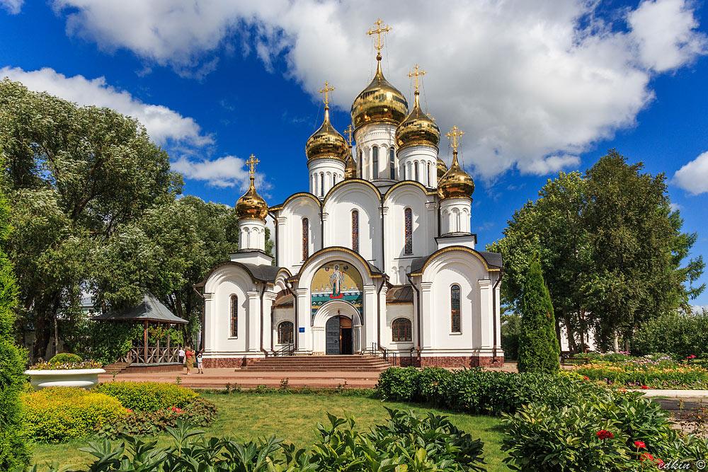 Переславль-Залесский, Никольский женский монастырь, собор Николая Чудотворца