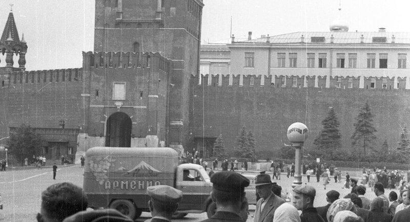 Армения на Красной площади