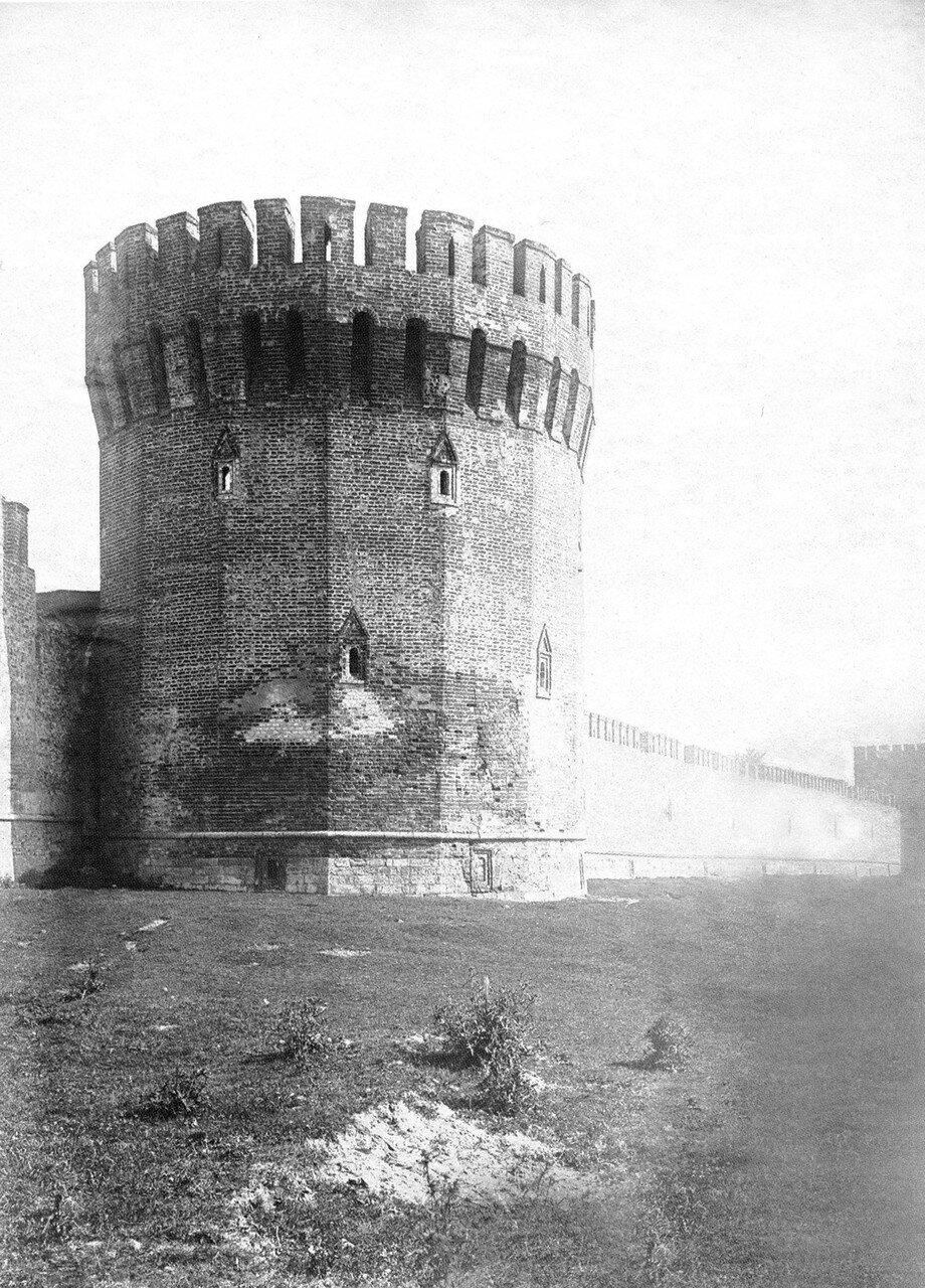 Заалтарная башня. 1911