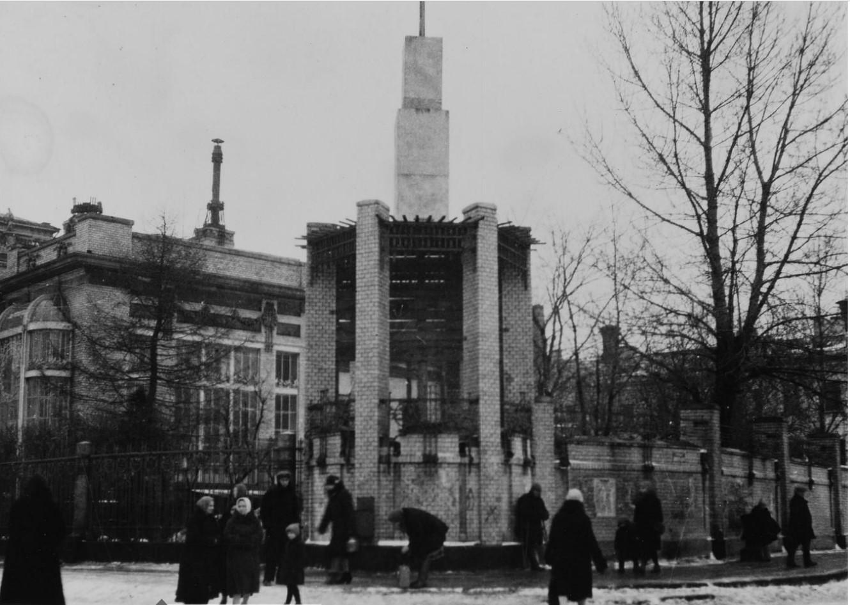 Музей Октябрьской революции