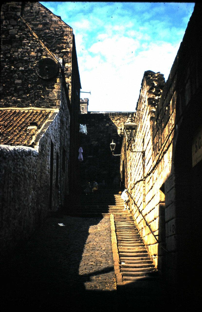 Эдинбург. Замок Винд