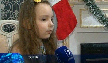 Дети во всём мире ожидают подарков от Святого Николая