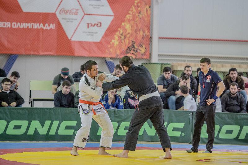 Чемпионат Астраханской области по спортивной борьбе (Грэпплинг ги)