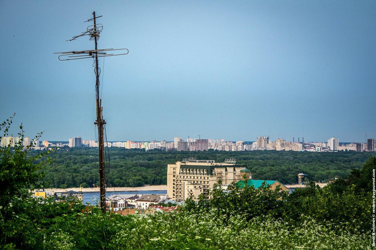 Киев, Замковая гора