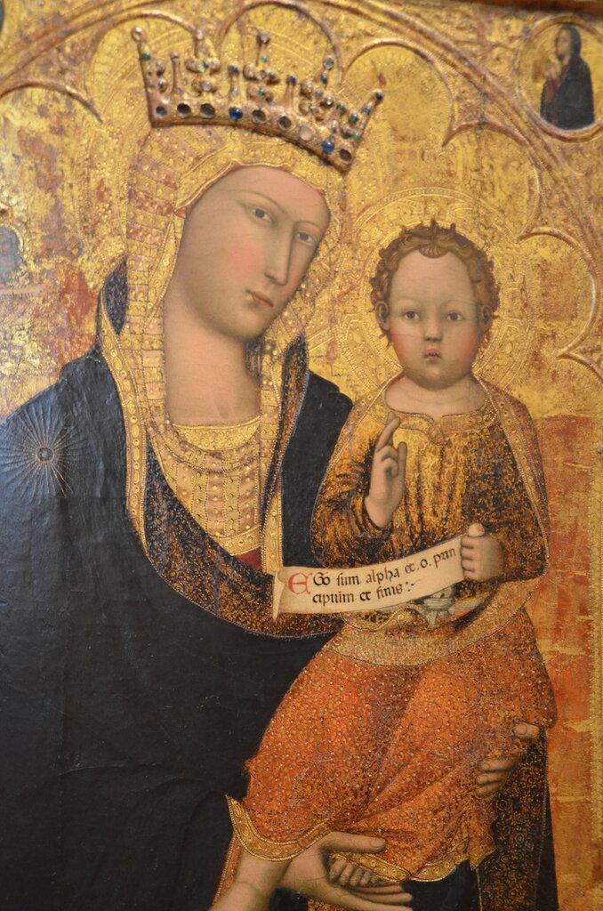 За нектаром. Рим....Флоренция....май. Флоренция, Уфицци, часть 3.