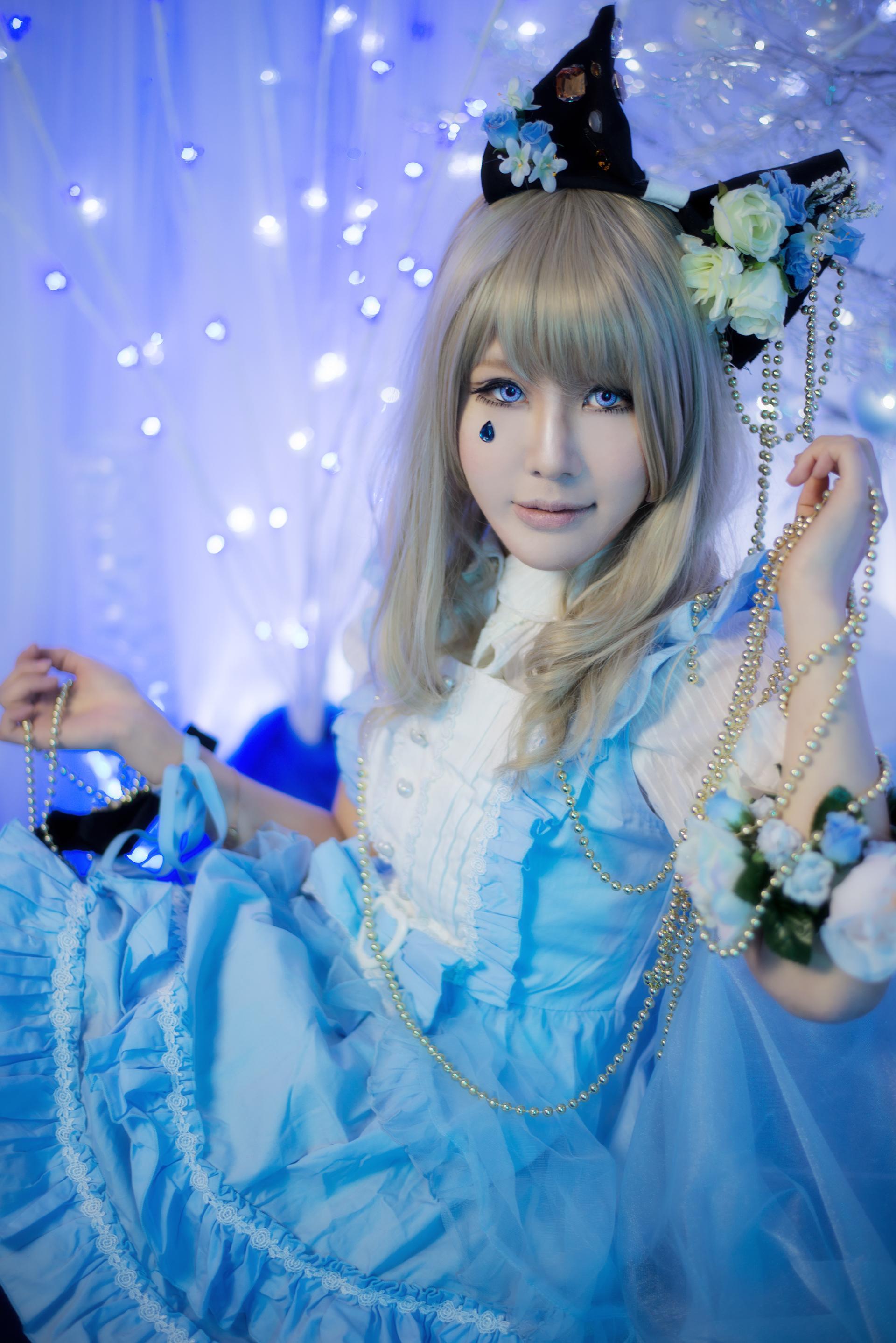 Alice / фотограф Ohba Keita