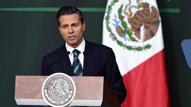 США будут строить стену засчет Мексики— Трамп