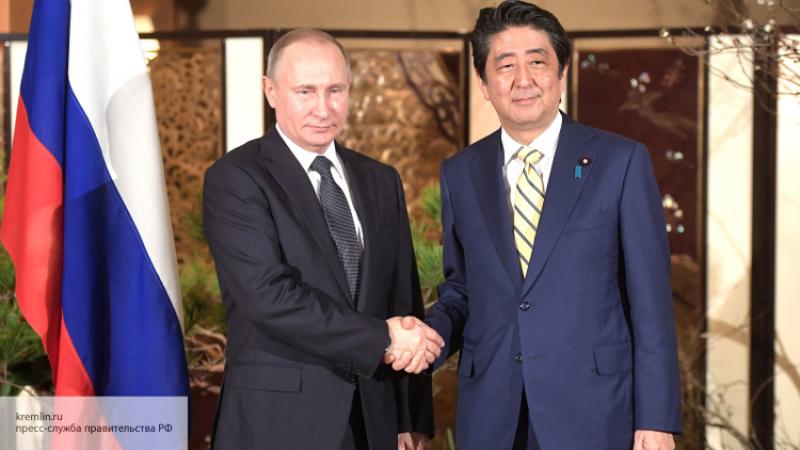 ВЯпонии пока неопределились сосроками визита Синдзо Абэ в РФ