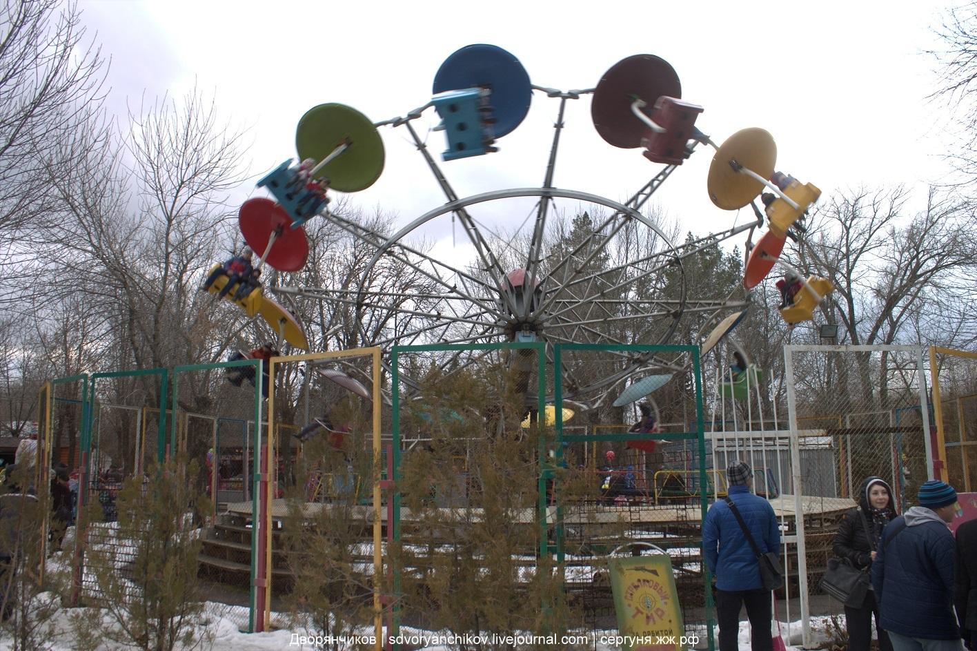 Парк ВГС - Широкая масленица - 26 февраля 2017