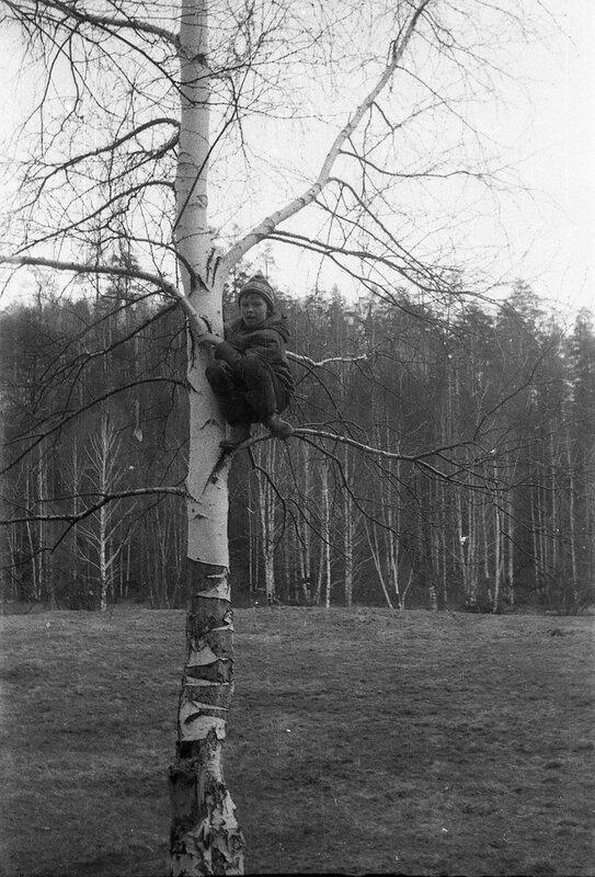 Поход на Соколиный камень, 80-е. Как спасаться от медведя :)