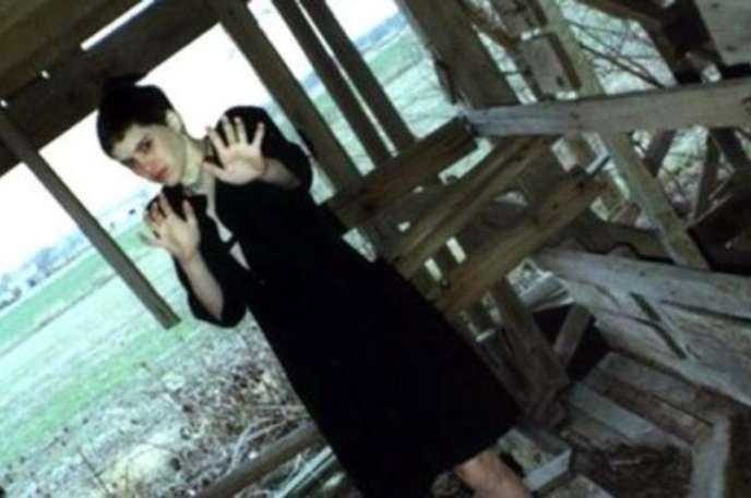 Регина Кей Уолтерс (Regina Kay Walters).  Эта фотография 14-летней Регины Кей Уолтерс была с