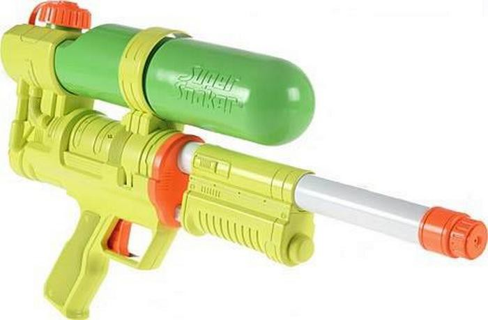 4. Водяной пистолет Это оружие для веселых водяных баталий некоторые оценивают в 600 долларов.