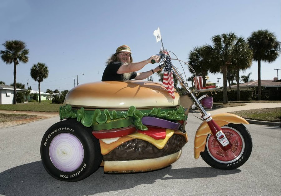 Король гамбургеров (6 фото)