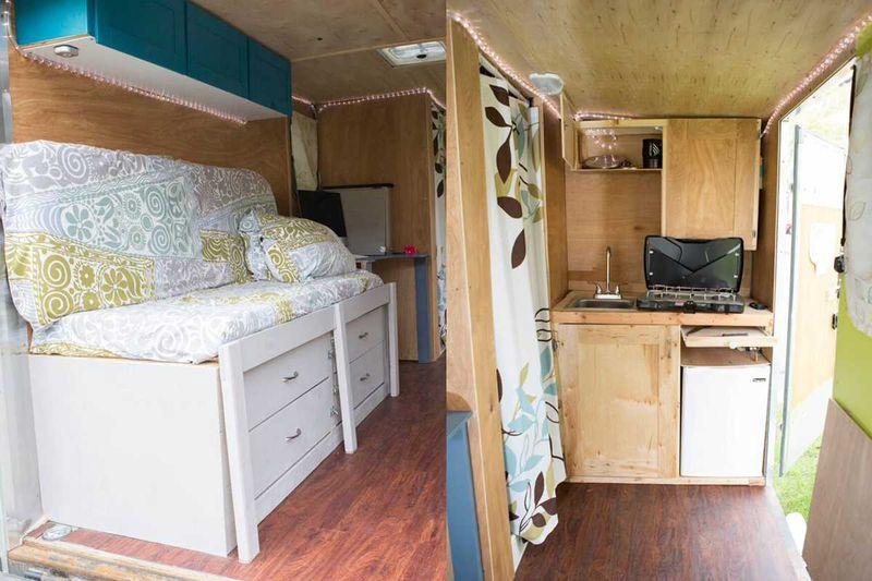 7. Другими отдельными проектами были строительство дивана-кровати, теплоизоляция стен и потолков, ус