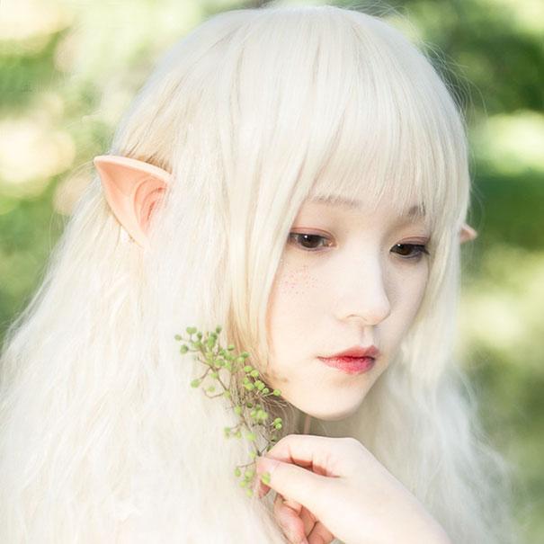 В продаже появились наушники в виде эльфийских ушей