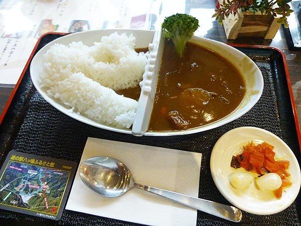Рисовая плотина – новинка японской кухни