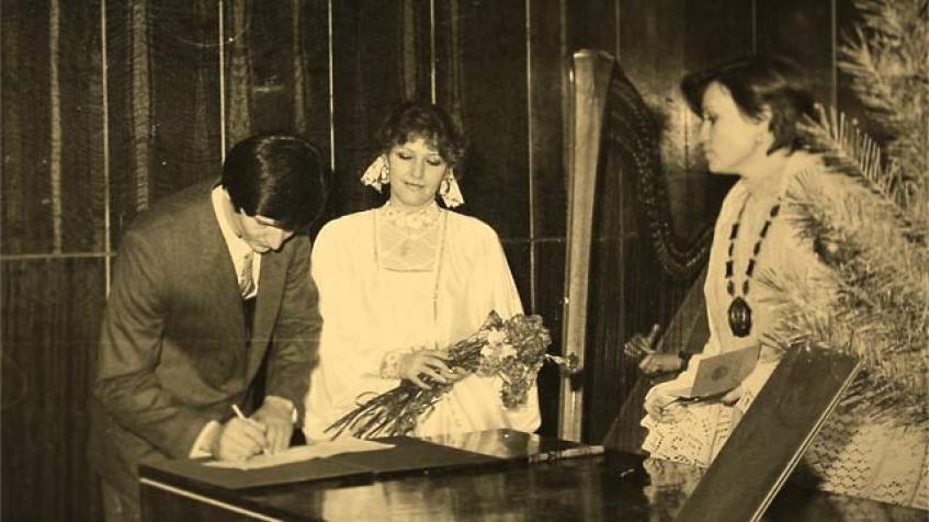 6. Екатерина и Александр Стриженовы (ведущие)