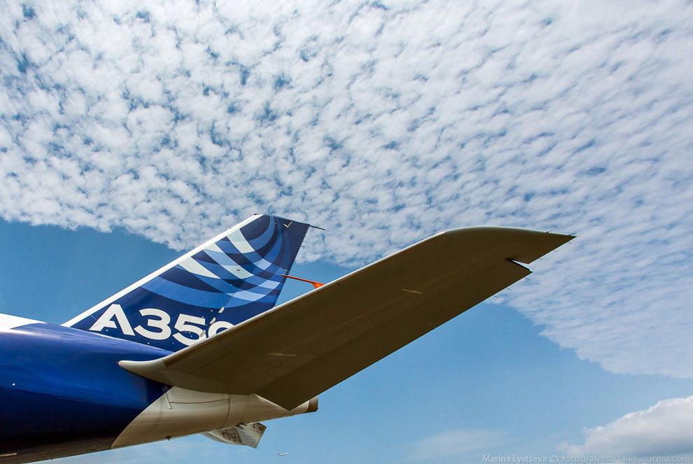 В четверг А350 отправится в Тулузу и совершит свой самый долгий перелет — 14,5 часов.