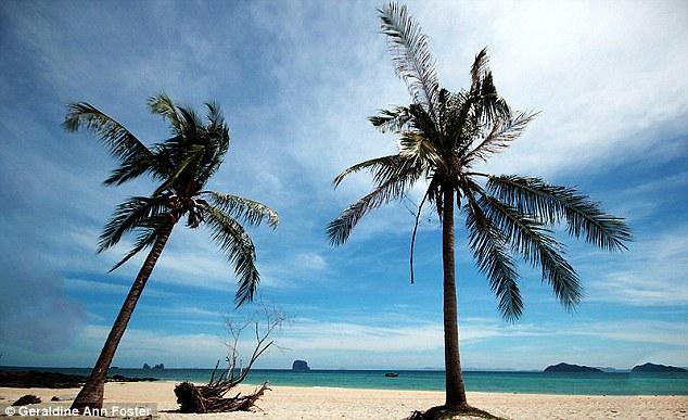 Пляж Ко Булон, Таиланд. Так что я не опасаюсь, что на моем пути неожиданно возникнет этакий жиголо,