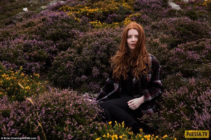 Грейс из Ирландии.
