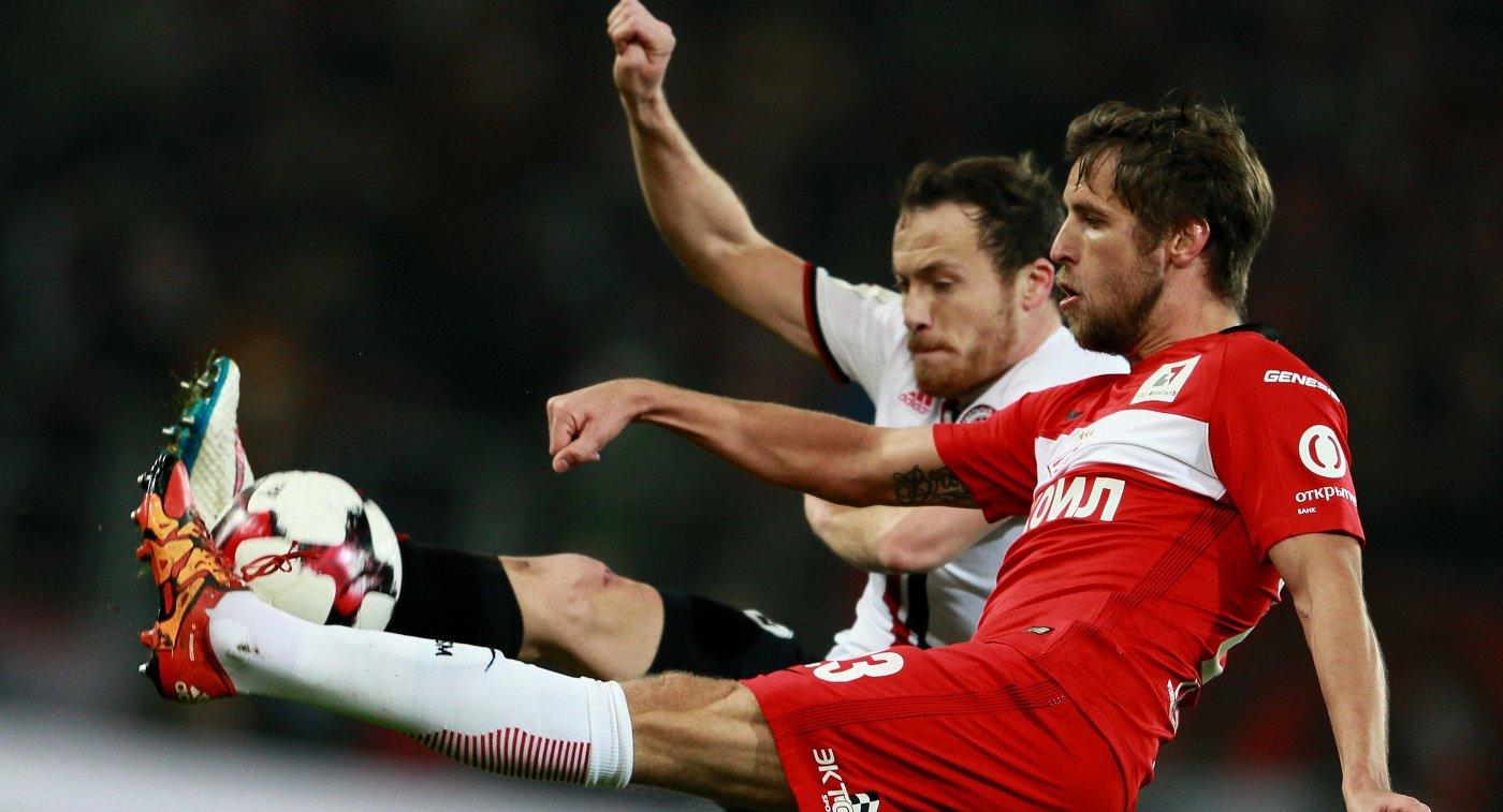 Вратарь пермского «Амкара» Селихов подписал договор со«Спартаком» на4,5 года