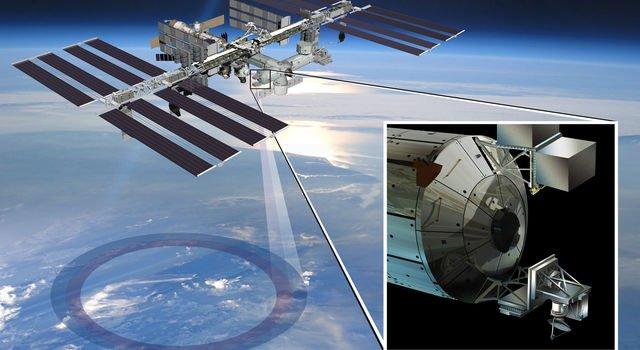 НаМКС вышел изстроя инструмент поизучению океанических ветров