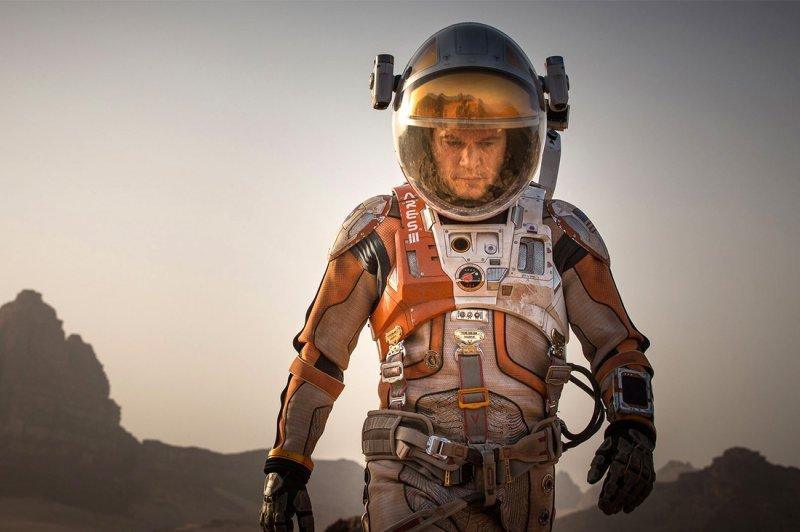 Для будущих марсиан создали специальный экстралегкий скафандр