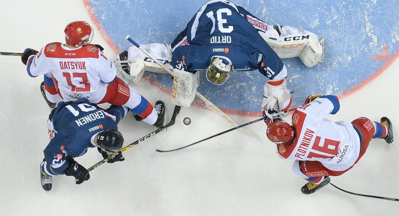 Дацюк: решение Первого канала нетранслировать матчи сборной РФ разозлило ребят