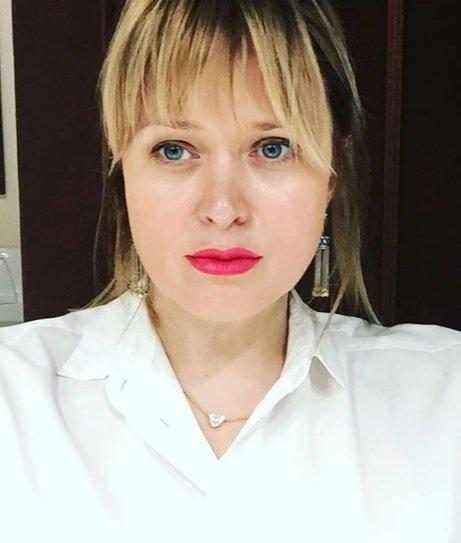 Анна Михалкова похудела донеузнаваемости