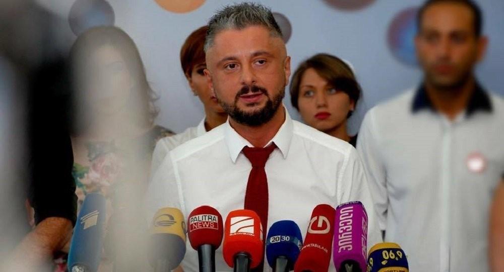 Втбилисском ресторане избили гендиректора телекомпании «Рустави 2»