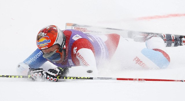 Итальянская горнолыжница Надя Фанкини доставлена вбольницу после падения