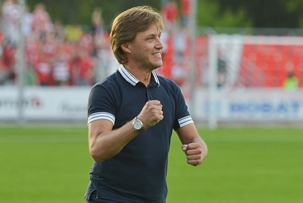 Бушманов возглавил молодежную сборную России