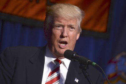 Трамп: США нужны крепкие границы, вовсем мире творится страшный беспорядок