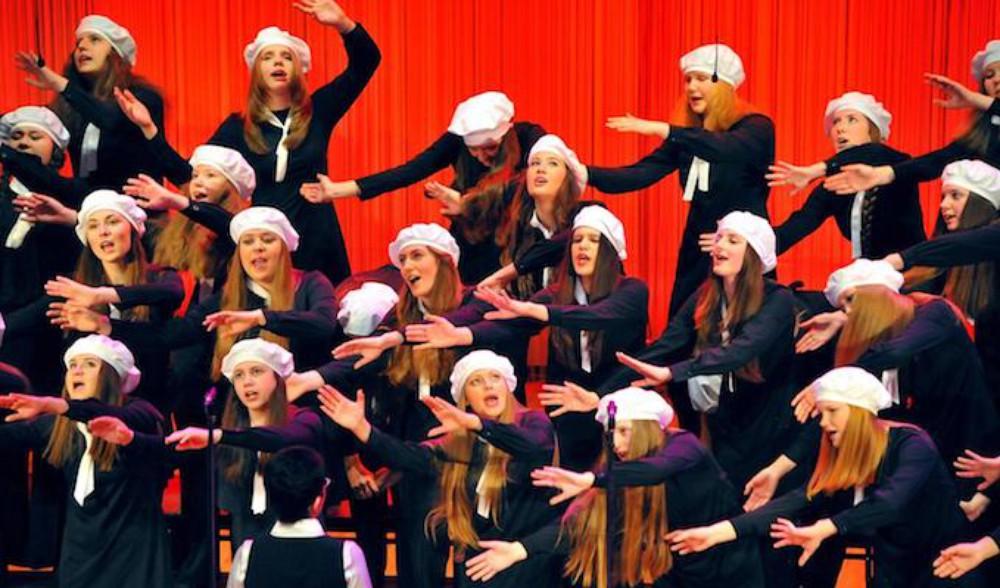 Музыкальный пасхальный фестиваль в российской столице  будет  одним из основных  праздничных мероприятий