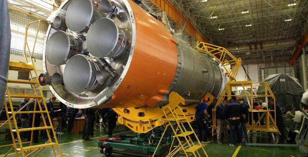 Корабль «Союз» доставил экипаж наМКС