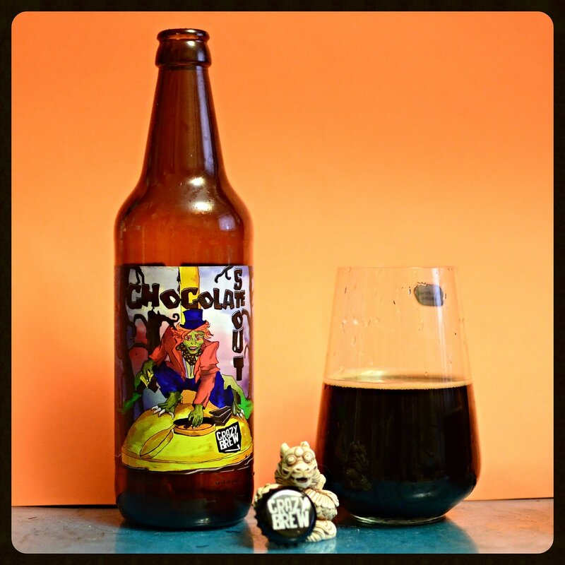 Crazy Brew Chocolate Stout