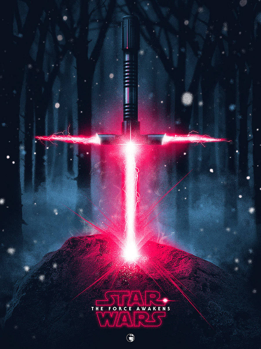 Alternative Movie Posters by Patrick Connan