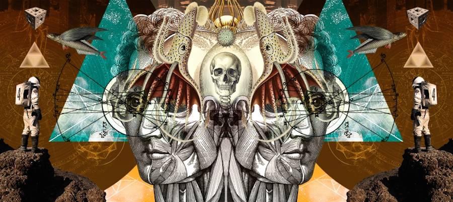 Pop and Strange Collage Series by Eduardo Martinez (9 pics)